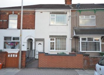 Thumbnail 3 bed terraced house to rent in Edward Street, Grimsby