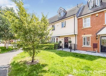 Thumbnail 4 bed terraced house for sale in Abbess Terrace, Loughton