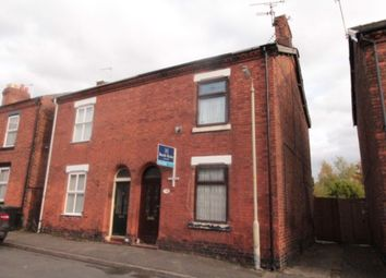 Thumbnail 2 bedroom semi-detached house for sale in Wellington Street, Northwich