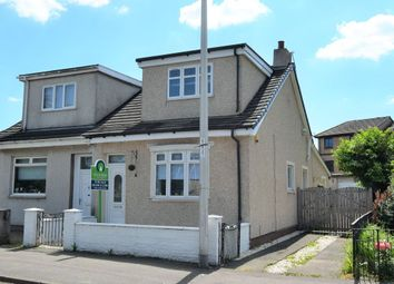Thumbnail 3 bedroom semi-detached house for sale in Motherwell Road, Bellshill