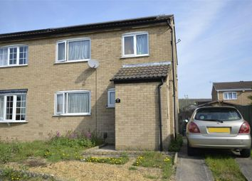 Thumbnail 3 bed semi-detached house for sale in Windmill Lane, Raunds, Northamptonshire