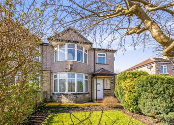Thumbnail 3 bed semi-detached house for sale in Duchy Grove, Bradford