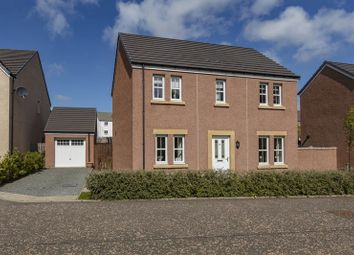 Thumbnail 3 bed detached house for sale in Redpath Crescent, Galashiels
