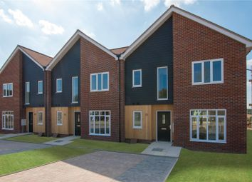 Thumbnail 3 bed end terrace house for sale in Little Maypole, Thaxted, Essex