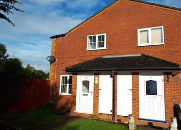 Thumbnail 2 bed end terrace house to rent in Abbey Close, Bromsgrove