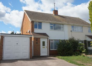 Thumbnail 3 bed semi-detached house to rent in Ingram Avenue, Aylesbury, Buckinghamshire