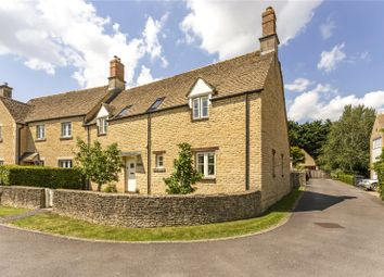 Thumbnail 3 bed semi-detached house for sale in The Farriers, Southrop, Lechlade, Gloucestershire