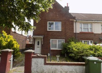 Thumbnail 3 bedroom end terrace house for sale in Lawn Avenue, Great Yarmouth