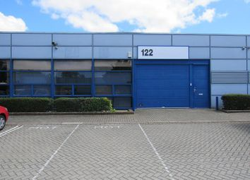 Thumbnail Light industrial to let in Unit 122 Tanners Drive, Blakelands, Milton Keynes, Buckinghamshire