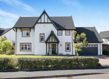 Thumbnail 5 bed detached house for sale in Queensberry Gardens, Powfoot, Annan