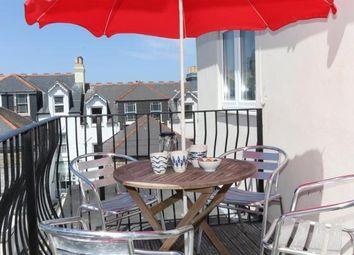 Thumbnail 2 bed flat to rent in Porthminster Terrace, St. Ives