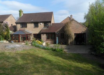 Thumbnail 4 bed detached house to rent in Lower Bere Wood, Waterlooville