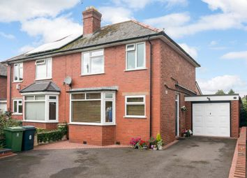 Thumbnail 3 bed semi-detached house for sale in Meole Walk, Shrewsbury