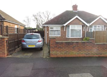 Thumbnail 2 bed semi-detached bungalow for sale in Canons Walk, Kingsthorpe, Northampton