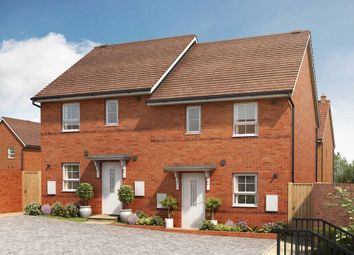 "Thumbnail 3 bed semi-detached house for sale in ""Folkestone"" at Tingewick Road, Buckingham"