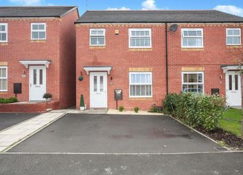 Thumbnail 3 bed semi-detached house for sale in Whitmore Manor Close, Whitmore Park, Coventry, West Midlands