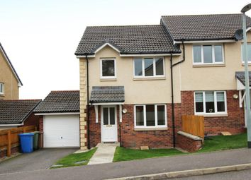 Thumbnail 3 bed semi-detached house to rent in Morning Field Drive, Inverness
