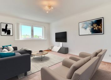 Thumbnail 1 bed flat for sale in Finglas Avenue, Paisley
