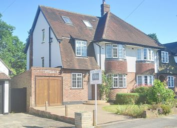 4 bed semi-detached house for sale in Manor Way, Petts Wood, Orpington BR5