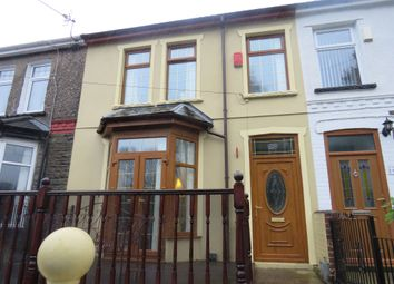 Thumbnail 3 bed terraced house for sale in Llanfair Road, Penygraig, Tonypandy