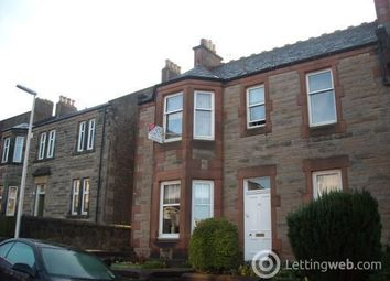 Thumbnail 3 bed flat to rent in Victoria Terrace, Dunfermline, Fife