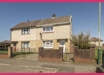 Thumbnail 2 bed semi-detached house for sale in Gaer Place, Gelligaer, Hengoed
