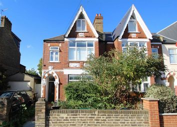 Thumbnail 3 bed flat for sale in Effra Road, London