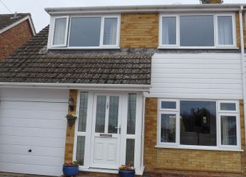 Thumbnail 3 bedroom semi-detached house for sale in Froxmere Close, Crowle, Worcester