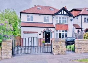 Thumbnail 4 bed detached house to rent in Broad Elms Lane, Ecclesall
