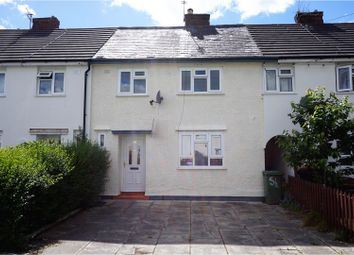 Thumbnail 3 bed terraced house for sale in Forwood Road, Bromborough