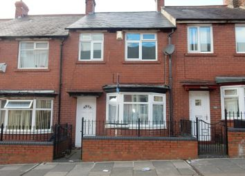 Thumbnail 3 bedroom terraced house for sale in 43 Hampstead Road, Benwell, Newcastle, Tyne And Wear