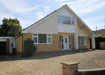 Thumbnail 3 bed detached house for sale in Springfield Road, Shipston-On-Stour