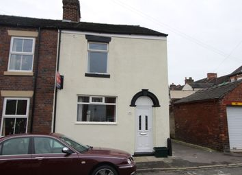 Thumbnail 2 bed terraced house for sale in Rawlins Street, Northwood, Stoke-On-Trent