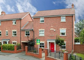 Thumbnail 4 bed link-detached house for sale in Newton Square, Breme Park, Bromsgrove