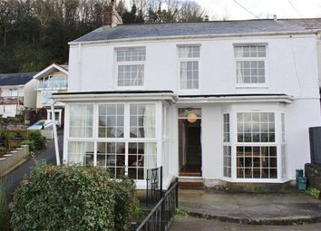Thumbnail 4 bedroom end terrace house for sale in Overland Road, Mumbles, Swansea