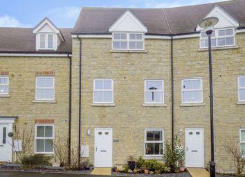 Thumbnail 4 bed terraced house for sale in Truscott Avenue, Swindon