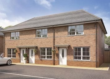 """Thumbnail 3 bedroom terraced house for sale in """"Woodbury"""" at Lydiate Lane, Thornton, Liverpool"""
