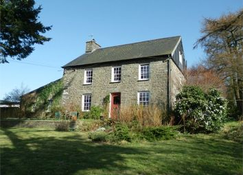 Thumbnail 6 bed detached house for sale in Dihewyd, Nr Aberaeron