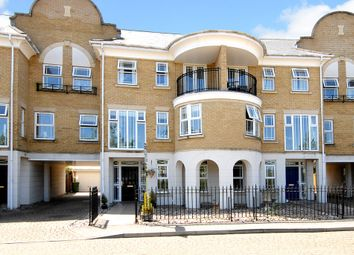 Thumbnail 5 bed town house to rent in Dettingen Crescent, Deepcut, Camberley