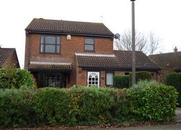 Thumbnail 3 bedroom detached house to rent in Hatchlands, Great Holm, Milton Keynes