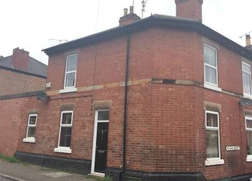 Thumbnail 2 bed terraced house for sale in Spring Street, Derby