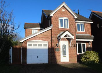 Thumbnail 4 bed detached house for sale in Slaidburn Close, Milnrow, Rochdale