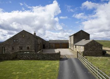Thumbnail 6 bedroom detached house for sale in Upper Nabb Farm, Bedding Edge Road, Hepworth