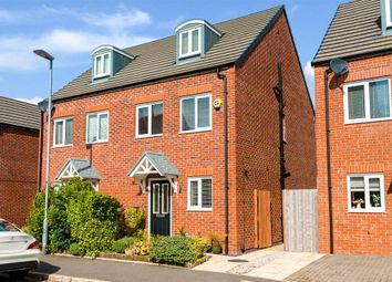 Thumbnail 3 bed semi-detached house for sale in Newlove Avenue, St Helens, Merseyside