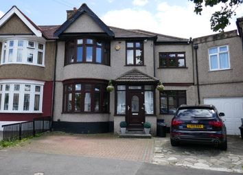 Thumbnail 4 bed semi-detached house to rent in Chudleigh Crescent, Ilford