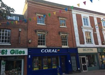 Thumbnail Office to let in 20A Market Street, Lichfield, Staffordshire
