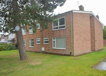 Thumbnail 1 bed flat to rent in Shannon Houses, Shelmory Close, Derby