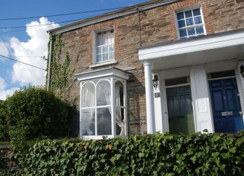 Thumbnail 3 bed end terrace house to rent in Whiterock Terrace, Wadebridge