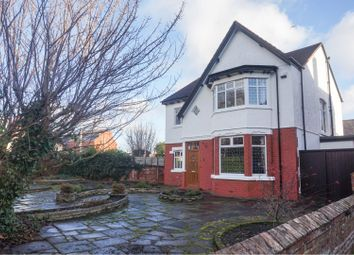 Thumbnail 4 bed detached house for sale in Norwood Crescent, Southport