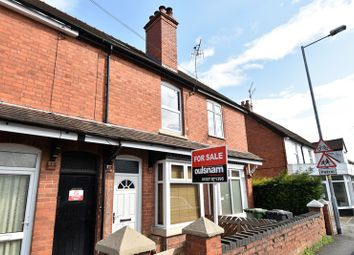 Thumbnail 3 bed terraced house for sale in Broad Street, Bromsgrove
